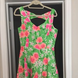 Size 8 Lilly Pulitzer cocktail dress